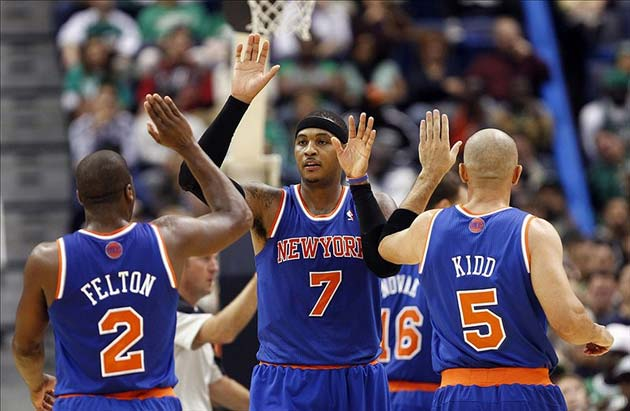 Knicks with Unfamiliar Early Season Success
