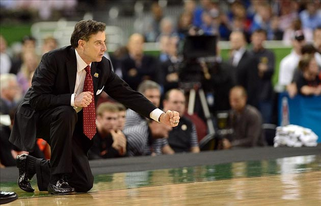 Pitino and Boeheim Trade Jabs