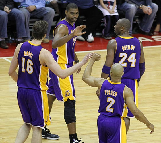 Los Angeles Lakers at Wizards