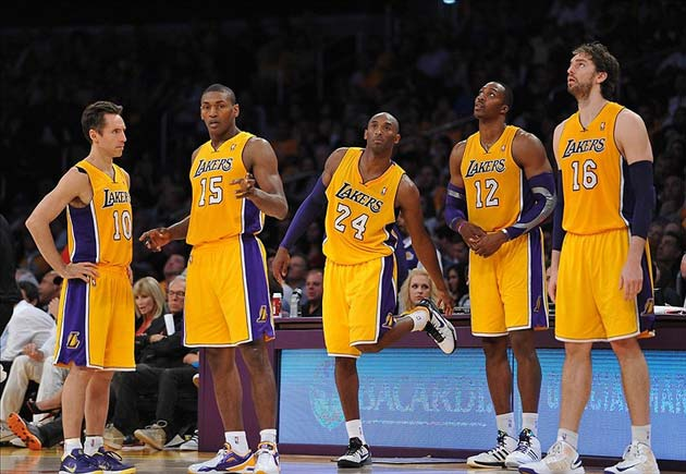 What's Really Wrong with the Lakers?
