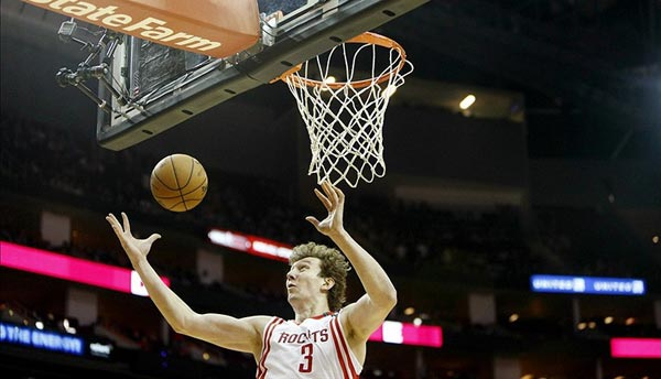The NBA's Biggest Surprise of 2012-2013: Omer Asik for Most Improved Player
