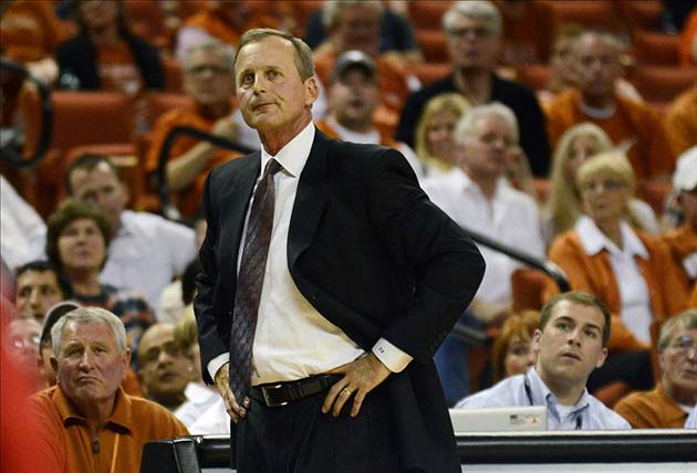 Should Rick Barnes and Texas Longhorns Basketball Part Ways?