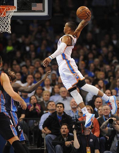 Oklahoma City Thunder Doing OK After Harden Trade
